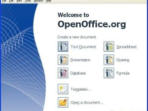 OpenOffice Greek 1